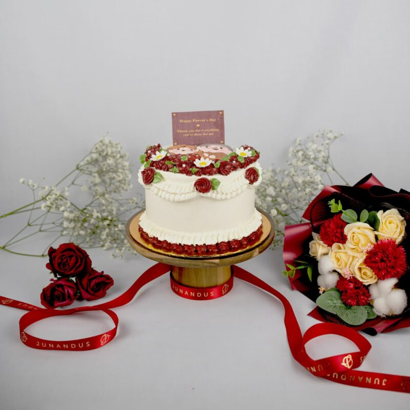 Parents Day Cake 1