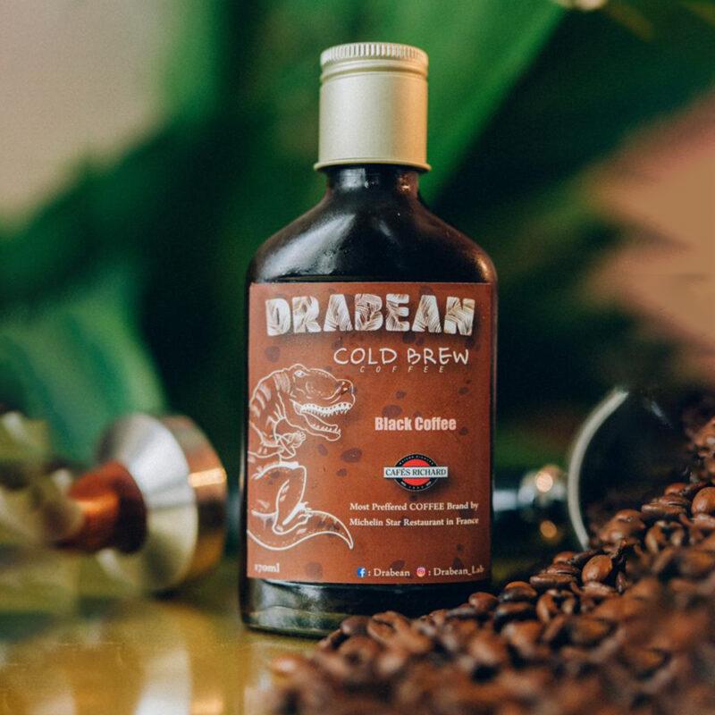 drabean Black coffee
