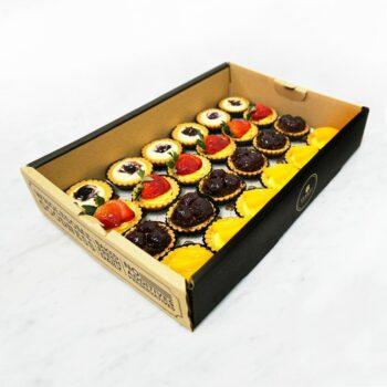 0000507 mini fruit tartlets catering box