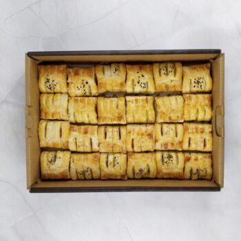 0002398 mini puff catering box