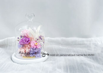 Add on a personalized name for RM10 2