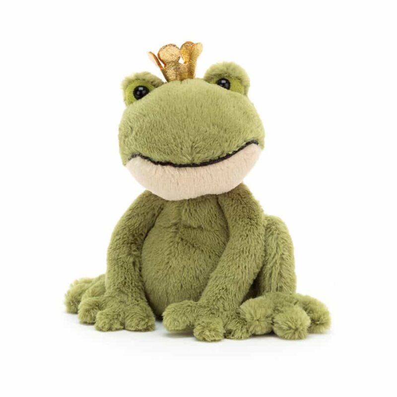FEL6S Felipe Frog Prince Small e1577999735542