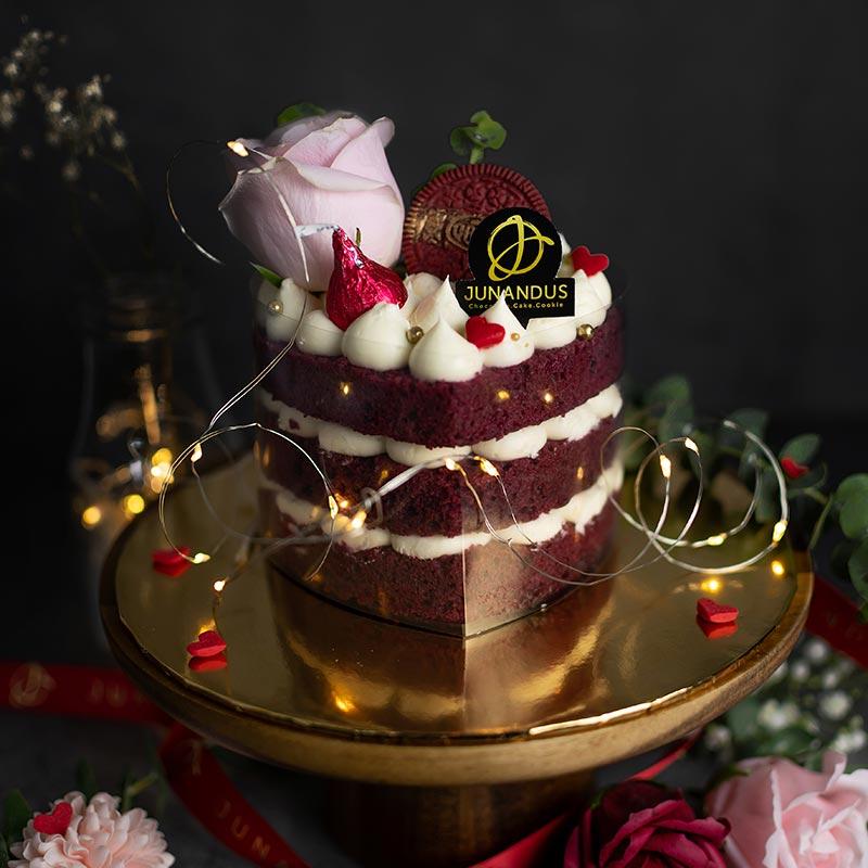 Forever Love Cake 2 1